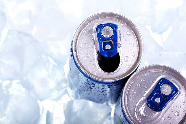 Columbia Dist Energy Drinks