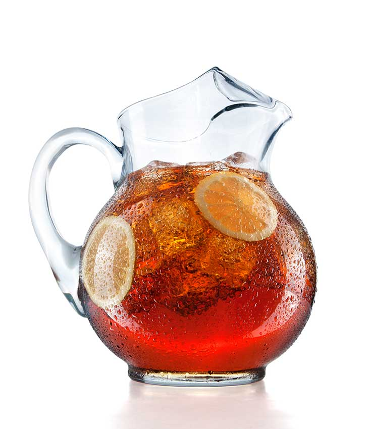 iced tea from Columbia Distributing