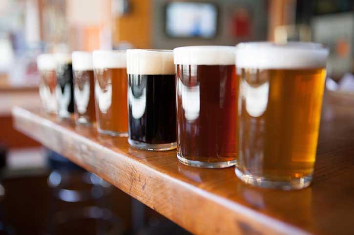 seasonal craft beer by Columbia Distributing