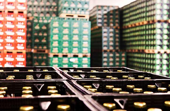 Beverage Warehouse – Columbia Distributing