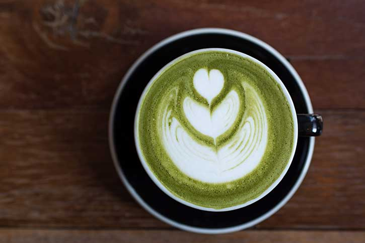 Matcha Tea Latte – Columbia Distributing