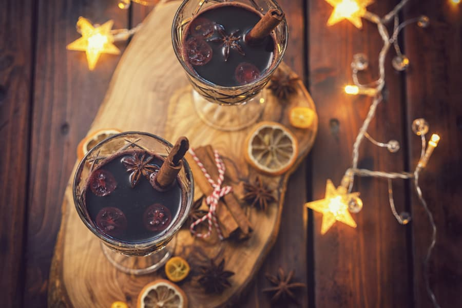 Delicious Winter Cocktails